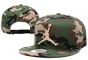 Air Jordan JumpMan Snapback Fashion Cap Camo  Amazon.ca  Sports ... df27d3de246