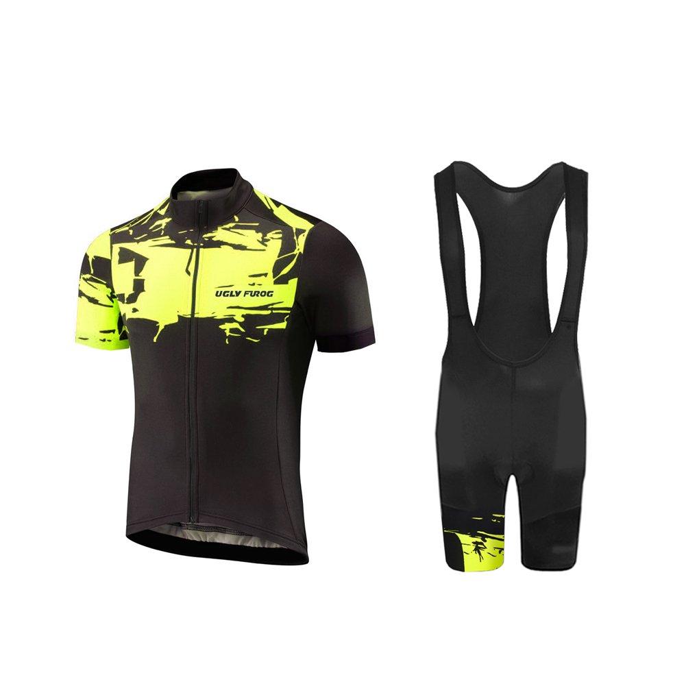 Uglyfrog Bike Wear Radfahren Trikots & Shirts Herren Short Sleeve Triathlon Clothes Summer Style  HDX12