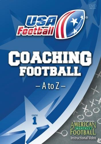 USA Football presents Coaching Football A to Z ()