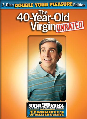 DVD : The 40 Year Old Virgin (Full Frame, Special Edition, Widescreen, Unrated Version, )
