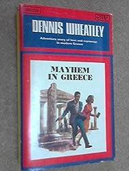 Mayhem In Greece