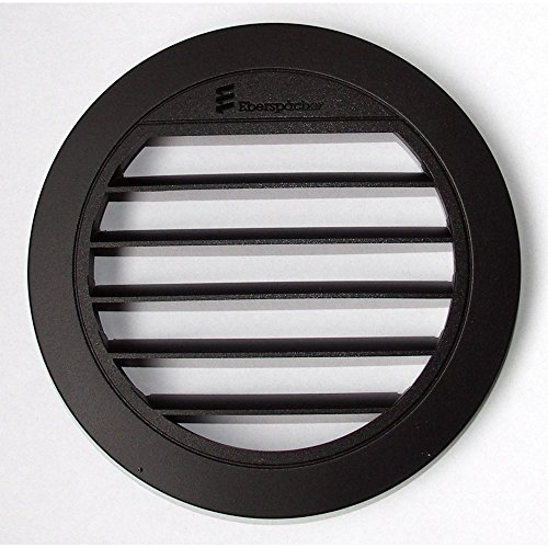 Eberspacher heater rotating air outlet for 90 or 75mm ducting | 221000010052 by Eberspacher