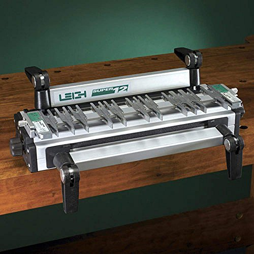 Leigh Super 12 in Dovetail Jig