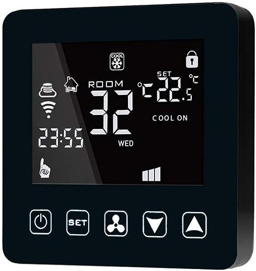Controlador de velocidad del ventilador 4 WiFi Touch Scereen Aire ...