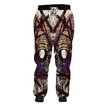 Autumn - Pantalones de chándal para Hombre, Informales, con ...