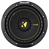 "Kicker CWCD84 CompC 8"" Subwoofer Dual Voice Coil 4-Ohm"