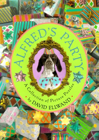 ALFRED'S PARTY: A Collection of Picture Puzzles