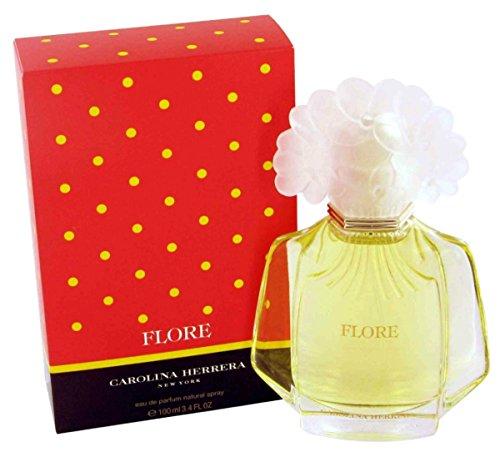 (Flore By Carolina Herrera For Women. Eau De Parfum Spray 3.4 Oz.)