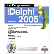 Delphi 2005             +cdrom programmeur
