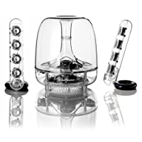 HarmanKardon deals on Harman Kardon Soundsticks III 2.1-Channel Speaker System Refurb