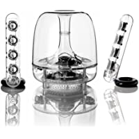 Harman Kardon SoundSticks Wireless Bluetooth Enabled 2.1 Speaker System - Refurbished