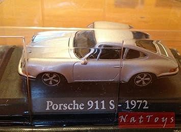 Porsche 911 S 1972 RBA Auto Indimenticabili Unforgettable Car DIE CAST 1:43