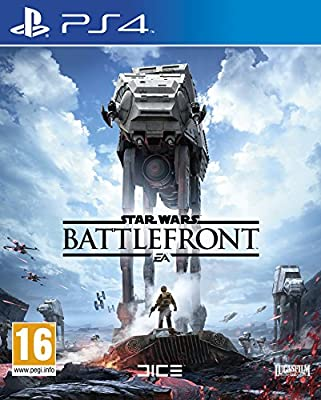 Star Wars Battlefront Ps4 Amazon Co Uk Pc Video Games