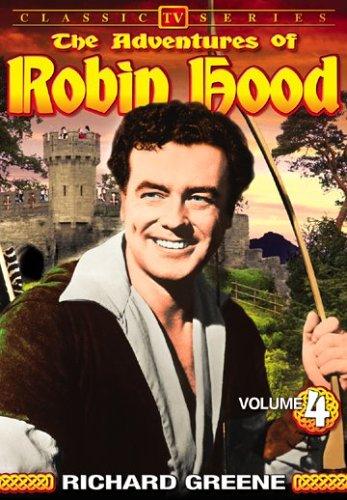 Adventures of Robin Hood, Volume 4 -