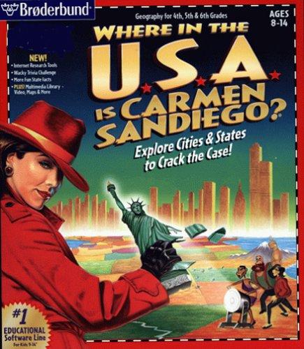 [Where in the USA is Carmen SanDiego?] (Columbus Ohio Halloween)