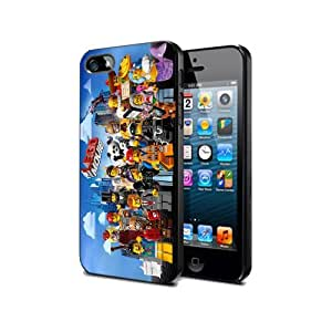 Lego Movie Game Case For Ipad 4 Silicone Cover Case Nlgm09