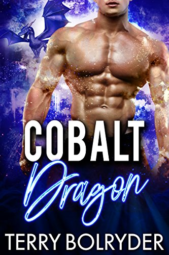 Cobalt Dragon (Dragon Guard of Drakkaris Book 5) cover