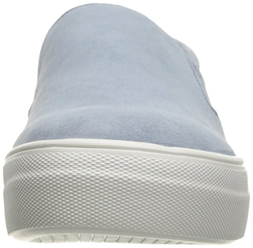 Steve Madden Women's Gills Fashion Sneaker Light Blue 4sF6xK9