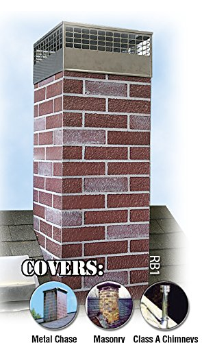 Exceptional Decorative Chimney Housing Kit (Stacked Stone 2)