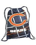 NFL Chicago Bears Drawstring Bag with Sleeping Sack