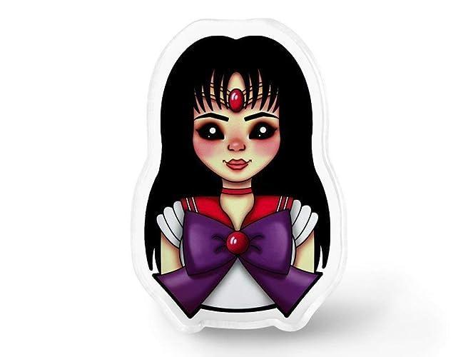 Amazon com: Mars Lapel Pin - Flair, Aesthetic, Magical Girl