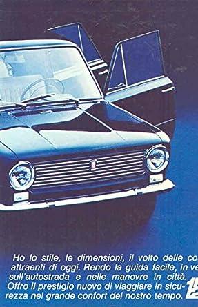 fiat 124 del 1966