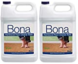 Bona Hardwood Floor Cleaner Refill 128oz, 2 Pack