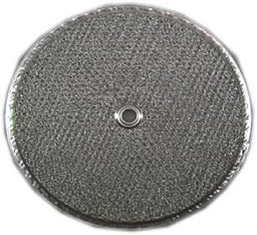 American Metal Filter Company RRF1102 Flat Round Range Hood Filter, 11-1/2 Diameter w/Center Hole
