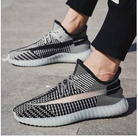 KWDA Baskets Chaussures De Noix De Coco, Stars Masculines, Chaussures Volantes Tissées, Chaussures De Sport Mode, Course À Pied