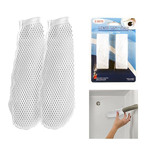 2-mesh-laundry-lint-traps-prevent-clogs-washing-machine-trap-safe-wash-no-clog