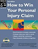 img - for How to Win Your Personal Injury Claim, 3rd Ed book / textbook / text book