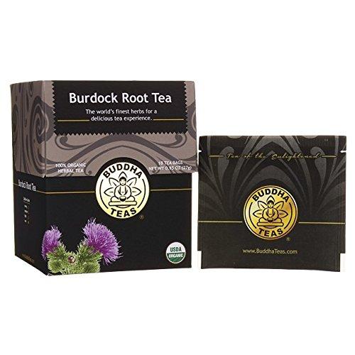 Organic Burdock Root Tea Caffeine Free