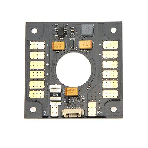 GigaMax(TM) New Multifunction Power Distribution Module Set for FPV Multirotor Quadcopter ESC/Motor/APM - Esc Module