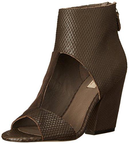 Damen Brown MIA Rogue Wedge Edition Snake Sandal Limited EwwqABg