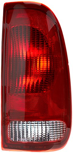 1 Tail Light (TYC 11-3189-01-1 Ford Right Replacement Tail Lamp)