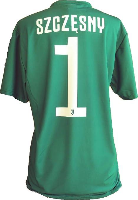 Camiseta Jersey Futbol Juventus Szczesny Replica Oficial ...