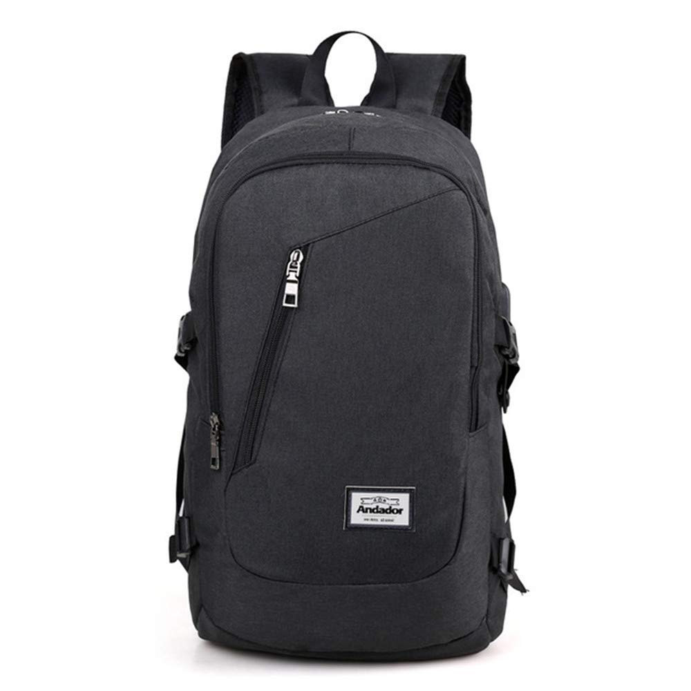 Amazon.com: RCTO Fashion man laptop backpack usb charging ...