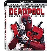 Deadpool 1+2 2pk Uhd+dhd