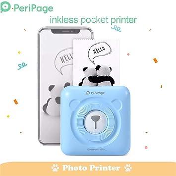 Impresora FotográFica, Chshe TM, Impresora TéRmica ...