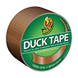 Duck Brand 284571 Color Duct Tape, Bronze, 1.88 Inches x 10 Yards, Single Roll