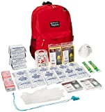: Safe-T-Proof 2 Person/3 Day Grab and Go BackPack Emergency Survival Kit