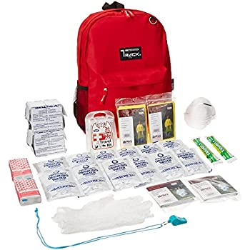 Safe-T-Proof 2 Person/3 Day Grab and Go BackPack Emergency Survival Kit