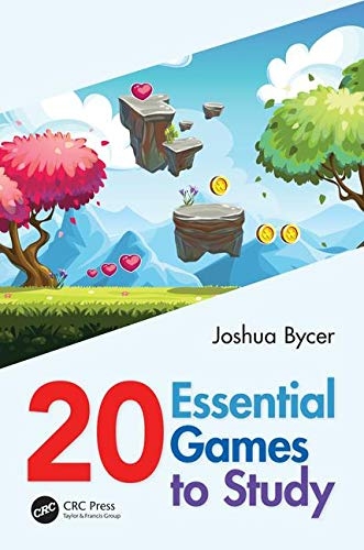 20 Essential Games to Study (Paperback)