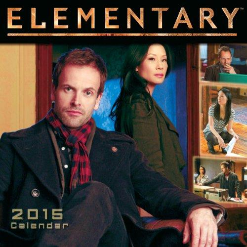 Elementary™ 2015 Wall Calendar