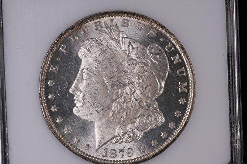 1879 O Morgan Silver Dollar $1 MS-65