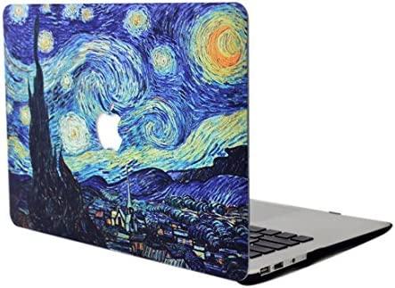 RQTX Funda MacBook Pro 15 Retina Portátiles Accesorios Plástico Rígida Carcasa para Apple MacBook Pro 15 Pulgadas Pantalla Retina Modelo A1398,Noche ...