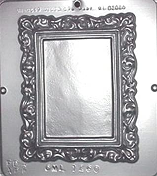 Picture Frame 3 14 X 4 34 Chocolate Candy Mold Amazoncouk