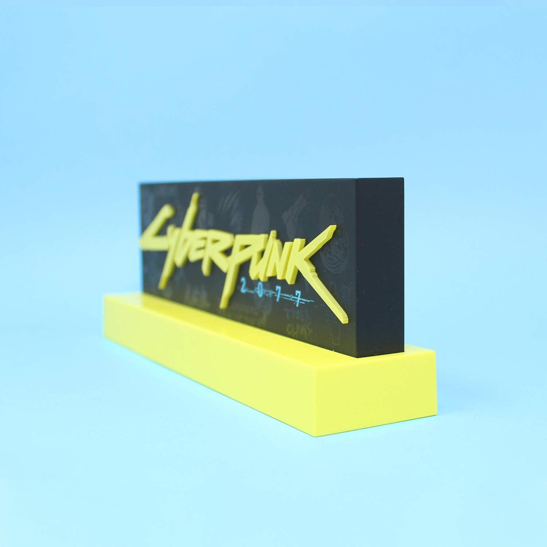22 cm Logo de Cyberpunk 2077
