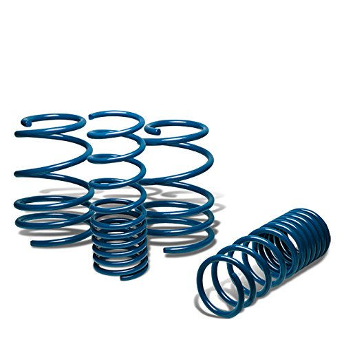 Scion tC Suspension Lowering Spring (Blue) - (Scion Lowering Springs)