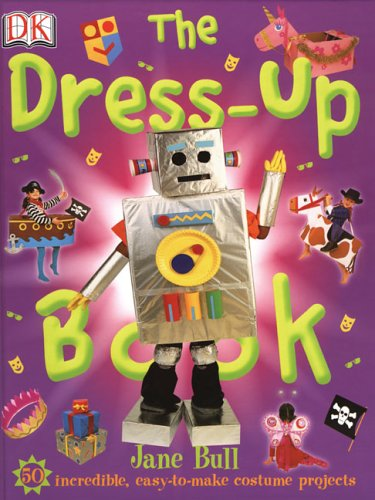 The Dress-Up Book -